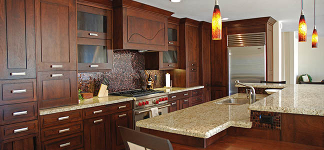 How to choose the right backsplash to go with your granite
